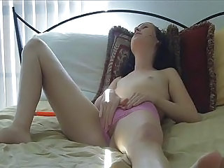 Amateur Cute Homemade Masturbating Solo Teen