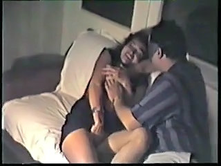 Hot Wife cheating with neighbour  while hubby record cuckold