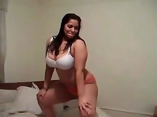 Amateur Big Tits Chubby Dancing Homemade Latina Lingerie Natural Teen