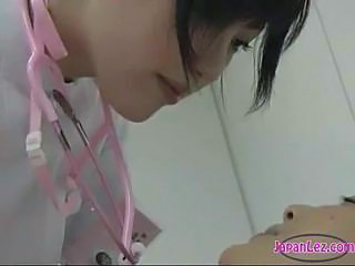 Asian Doctor Japanese Lesbian MILF Uniform
