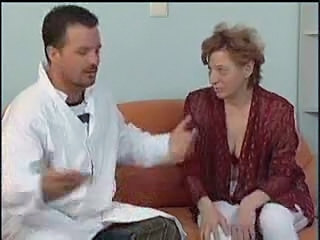 Doctor Hairy Mature