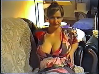 Big Tits Homemade Mature Wife