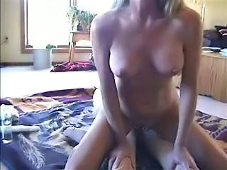 Anal Blonde Homemade Riding