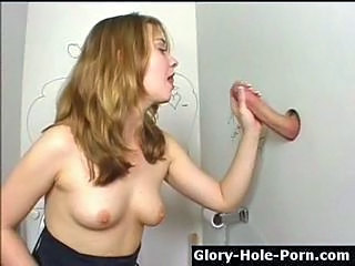 Blowjob Gloryhole Handjob