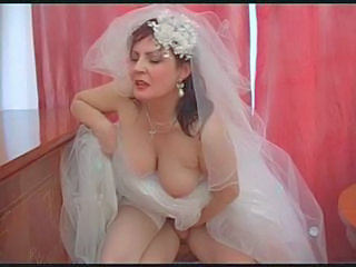Big Tits Bride Mature