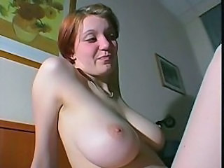 Amateur Big Tits European German Natural Teen