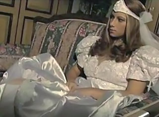 Bride European Italian Teen Vintage