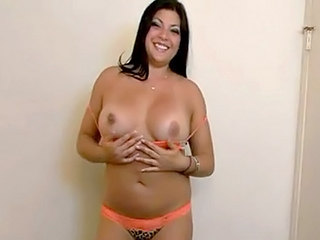Amateur Casting Chubby Natural Stripper Teen