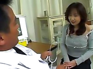 Asian Doctor MILF