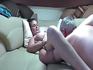 Quickie With Tania On The Boat