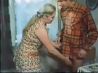 European German MILF Vintage Wife