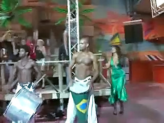Brazilian Dancing Latina Party