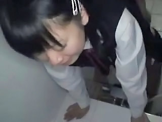 Asian Cute Japanese Teen Uniform