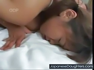 Asian Forced Japanese School Strapon Teen Young