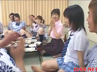 Asian Japanese Party Teen Uniform