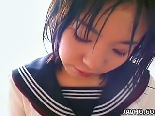 Asian Cute Japanese Uniform Young