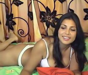 Cute Indian Lingerie Webcam