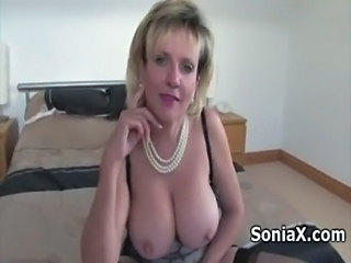 Big Tits Blonde Mature Webcam