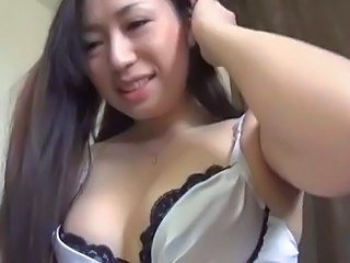 Asian Lingerie MILF