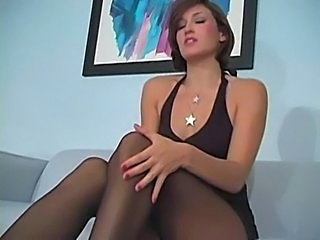 Babe Cute Pantyhose