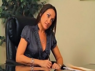 Lesbian MILF Office Old and Young