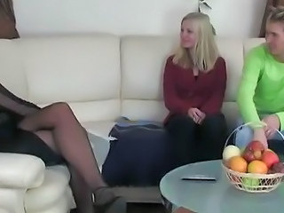 MILF Russian Threesome
