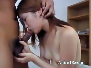Asian Blowjob Japanese Small cock Teen