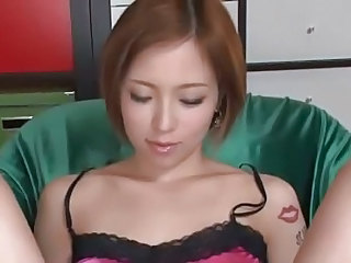 Asian Babe Cute Japanese Redhead Teen
