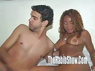 Amateur Brazilian couple Sex Tape