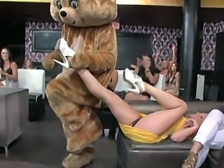 Funny Legs MILF Party
