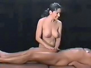 Amateur Handjob Massage