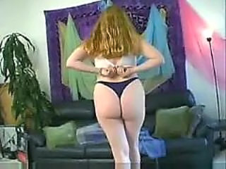 Ass Chubby Lingerie Panty Stripper