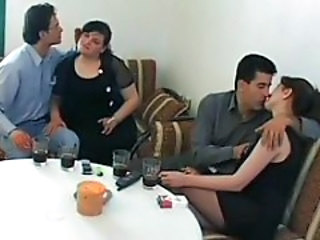 Amateur Groupsex MILF Swingers Wife
