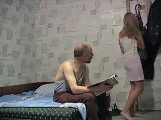 Blonde Daddy Daughter Homemade Old and Young Russian