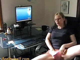 Real Girl: Real, Hot Orgasm