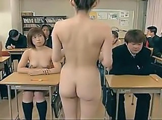 Asian School Student Teacher