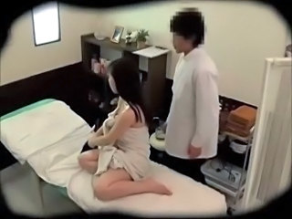 Asian Massage Voyeur