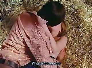 Farm Kissing Softcore Vintage