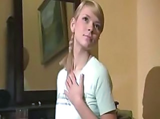 Amateur Blonde Teen Young