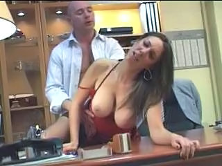 Doggystyle MILF Office Secretary