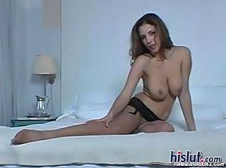 Babe Cute Solo Stockings