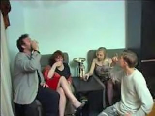 Group Family Fuck - Son Daughter Mother and Father