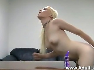 Anal Blonde Casting Teen