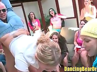 Babe CFNM Dancing Party