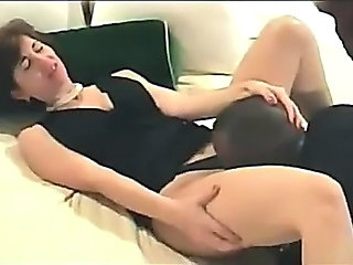 Amateur Interracial Licking MILF Wife