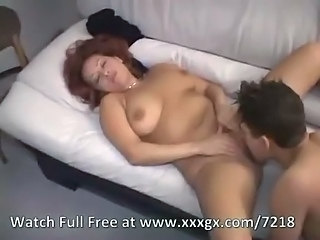 Chubby Licking Mature Natural