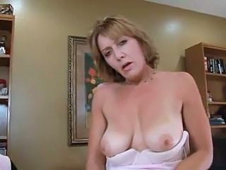 Mature SaggyTits Solo