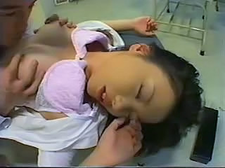 Asian Doctor Nipples Nurse Sleeping Teen Uniform