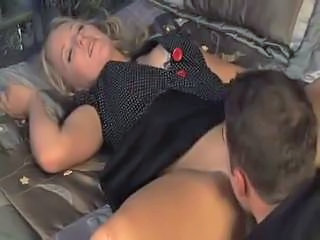 Bondage Licking Older Teen
