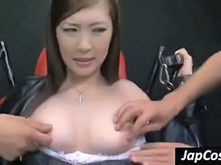 Asian Fetish Nipples Slave Teen